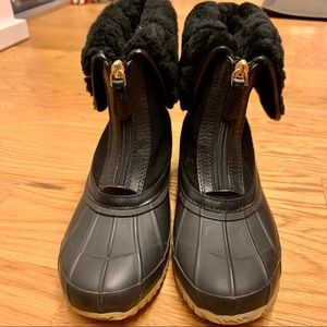 Tory Burch snow boots